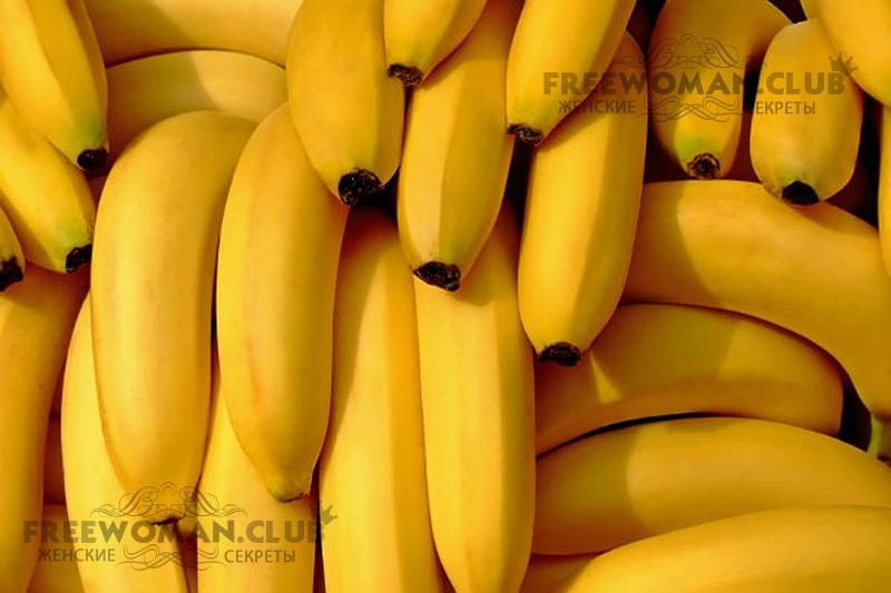 Чем полезны бананы для беременных