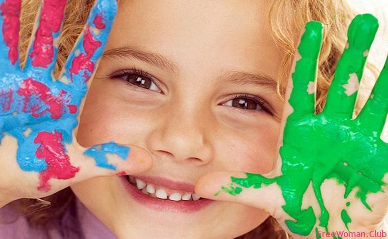 Вышивание для дошкольников