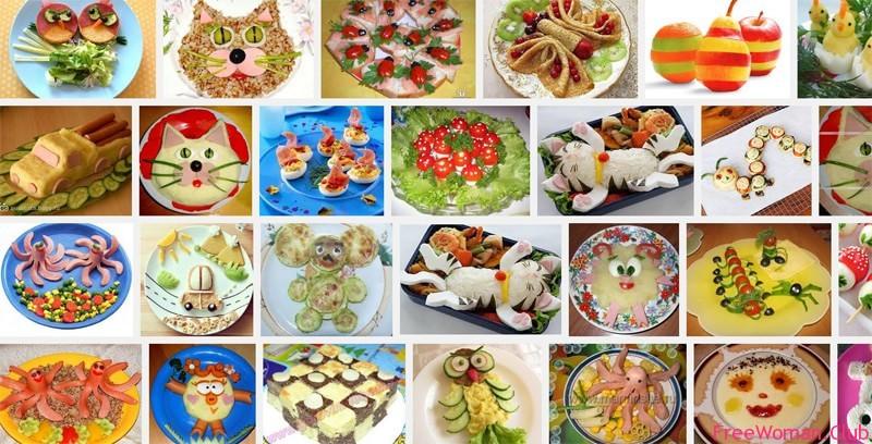 Ужин картинки для детей
