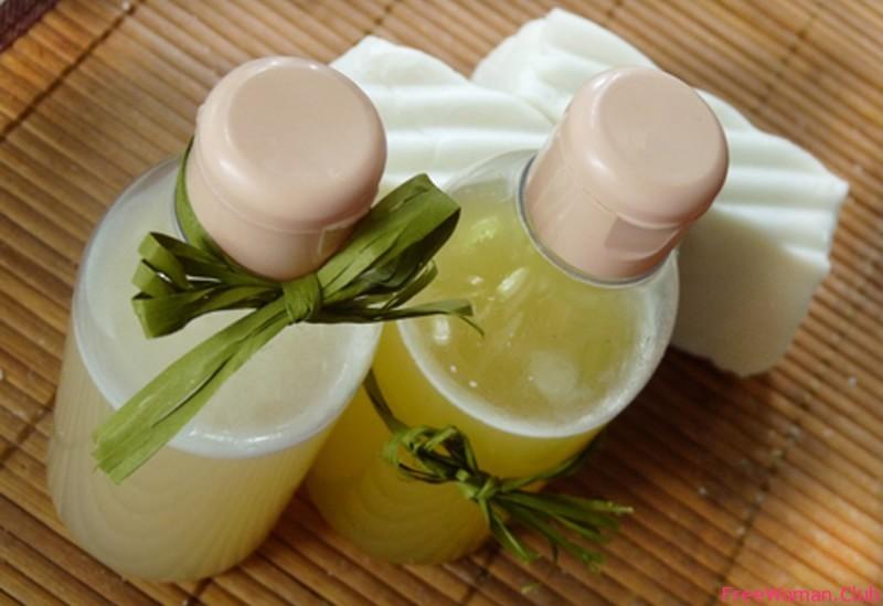Как сделать гель для тела из мыла