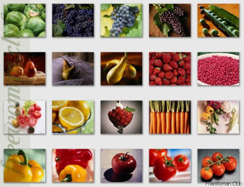 полезные продукты питания для похудения таблица