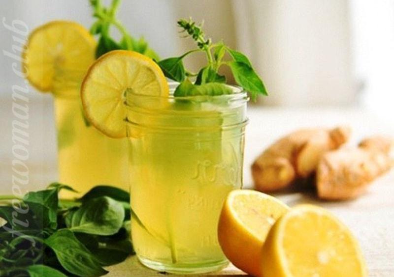 как приготовить имбирный чай для похудения отзывы