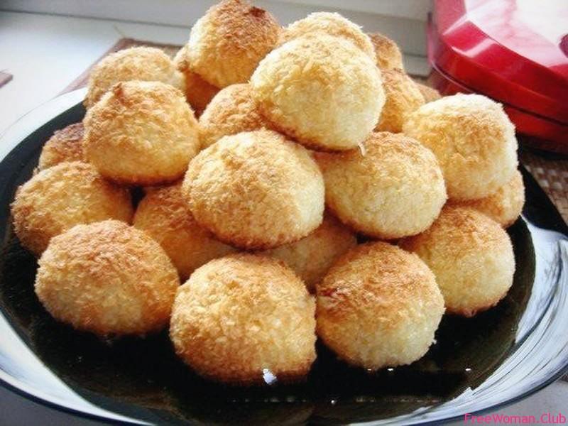 Вкусные печенье своими руками
