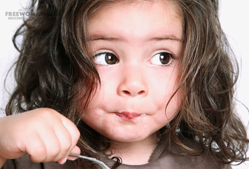 у ребенка утром воняет изо рта